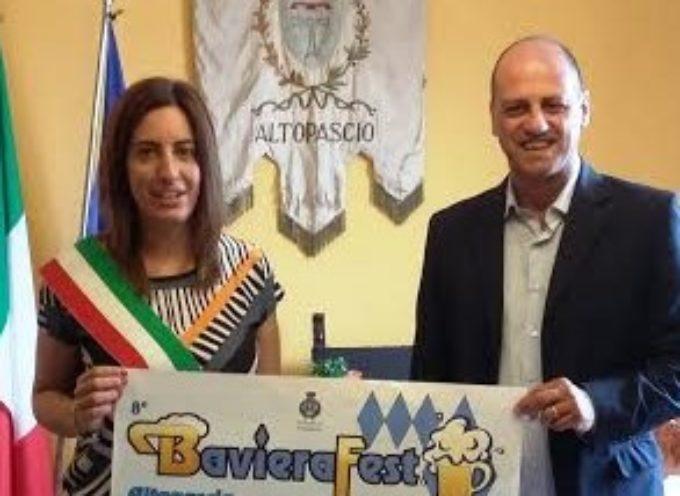 ALTOPASCIO – Torna il Baviera Fest  DAL 1 AL 17 LUGLIO