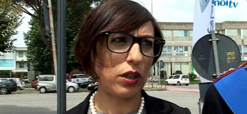 Capannori, l'Aci porta il karting in piazza Aldo Moro[video]
