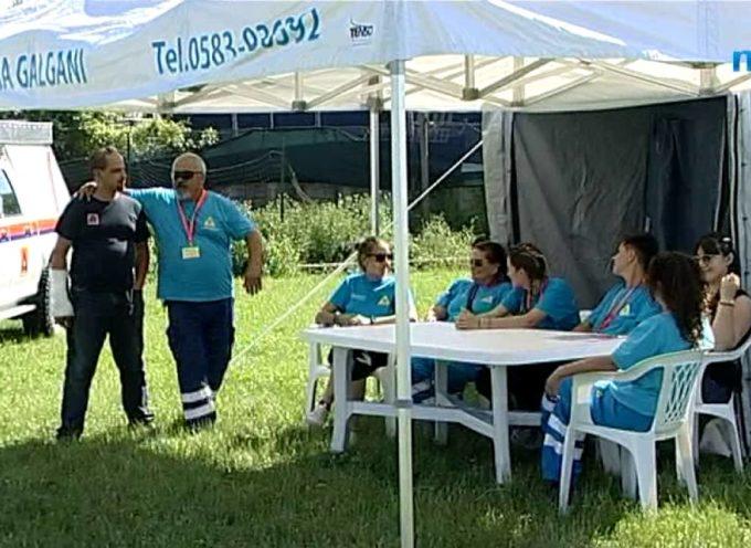 Esercitazione di Protezione Civile a Capannori[video]