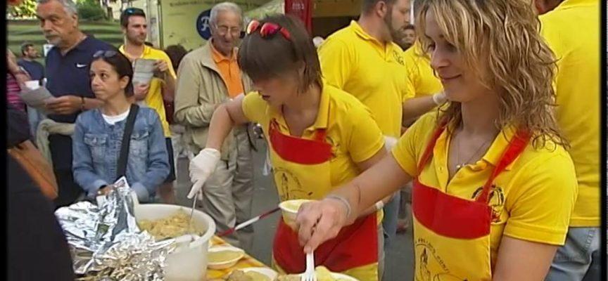 Polentari d'Italia a Barga, successo per il raduno nazionale[VIDEO]