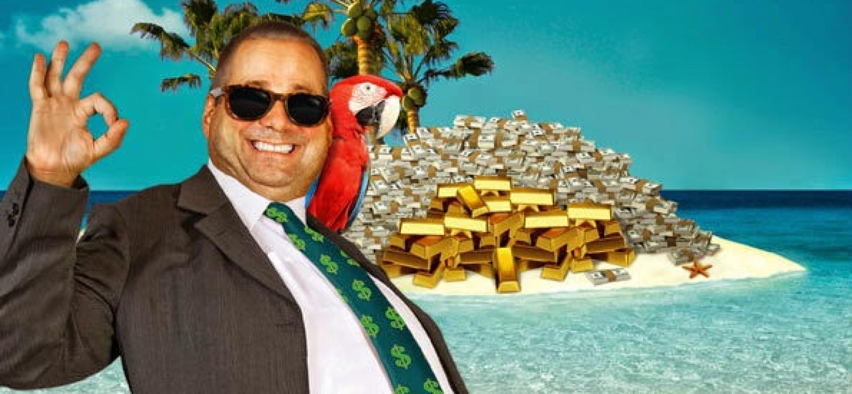 Risultati immagini per paradiso fiscale