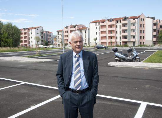 lucca  – Aperto il nuovo parcheggio gratuito  in località Arancio