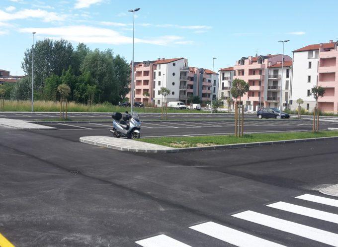 lucca – Nuovo parcheggio gratuito  in località Arancio