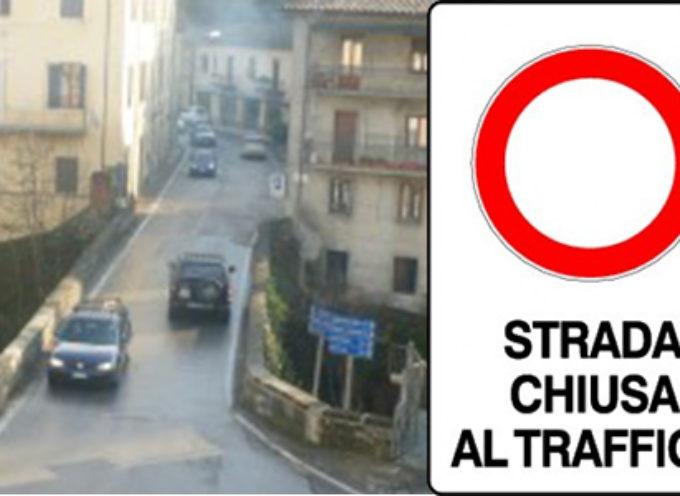 """Attenzione Attenzione dal 13 Giugno al 13 Luglio 2016 chiuso il """"ponte nuovo"""" a Castelnuovo Garf."""