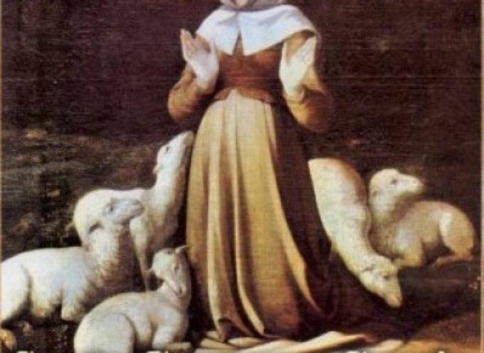 lucca – il santo del giorno 15 giugno  santa germana cousin