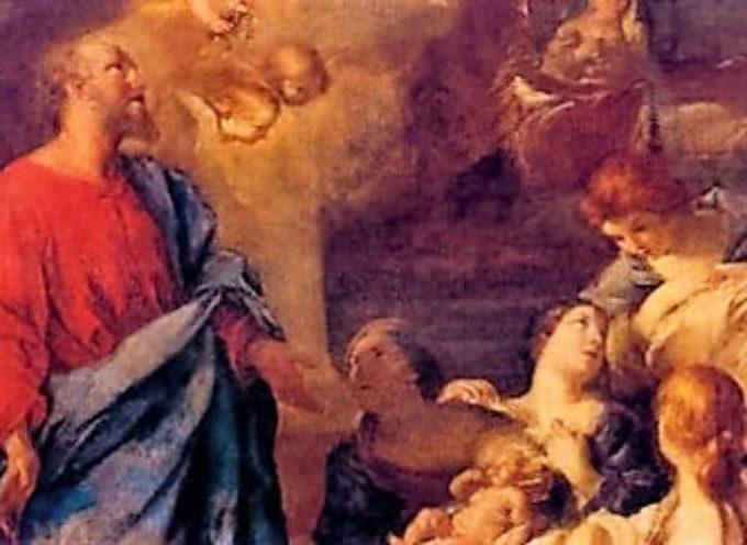lucca – il santo del giorno, 24 giugno, natività di san giovanni battista