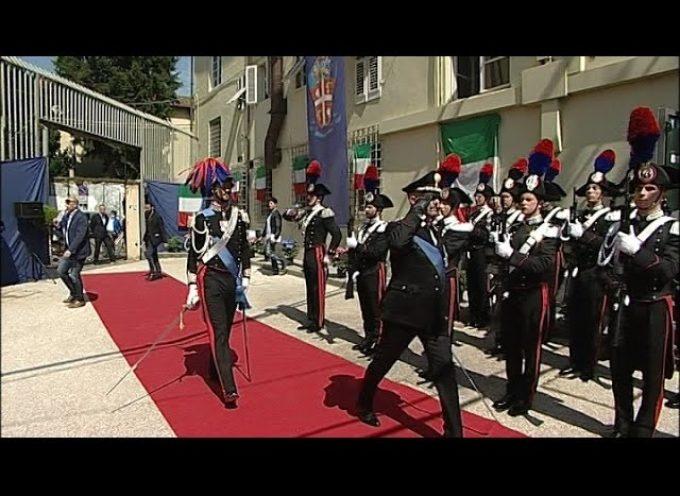 Celebrato il 202° anniversario dell'arma dei carabinieri[video]