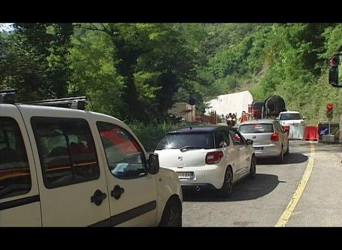 Riapre a due corsie la Fondovalle tra Ponte di Campia e Castelnuovo[video]