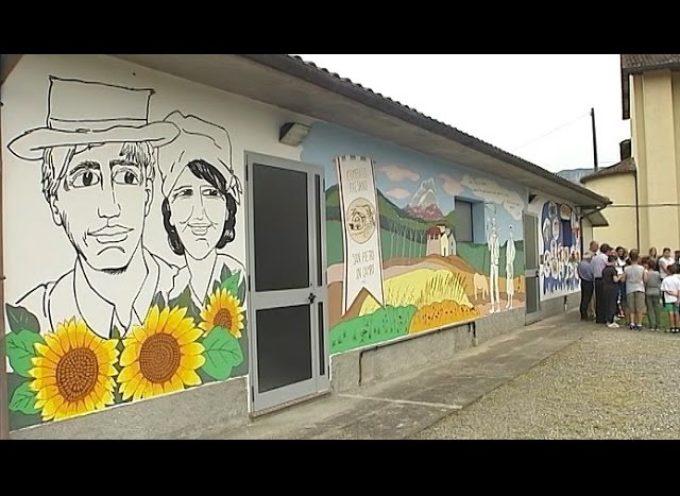 "BARGA – Giovani ""graffitari"" crescono[VIDEO]"
