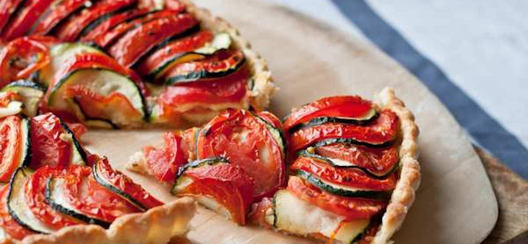 Torte salate 20 ricette facili e veloci verde azzurro for Ricette torte salate
