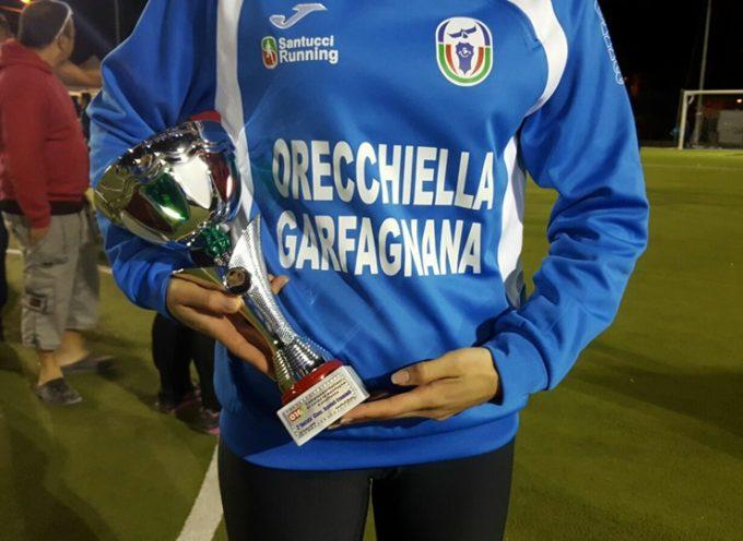 Doppio Argento Tricolore per il G.S. Orecchiella Garfagnana