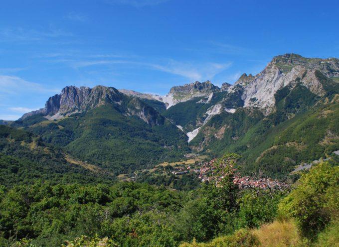 Qui non siamo in Valle d'Aosta o Dolomiti. Siamo in Garfagnana