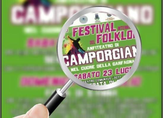 41^ FESTIVAL INTERNAZIONALE DEL FOLCLORE