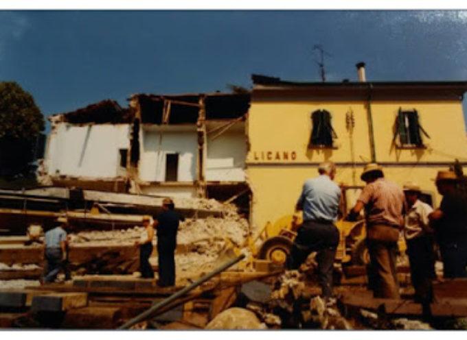 Il treno impazzito…21 luglio 1981,una tragedia sfiorata