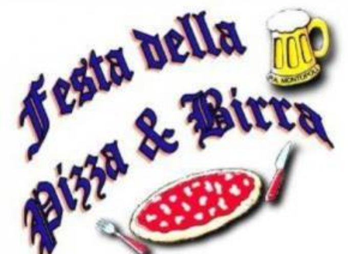 FESTA DELLA PIZZA E BIRRA , A MONSAGRATI