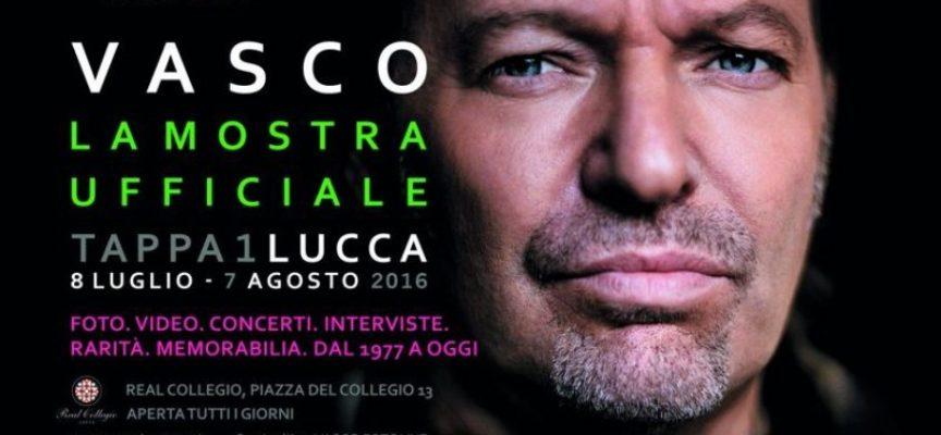 lucca – Vasco Rossi: prorogata la mostra fino al 14 agosto