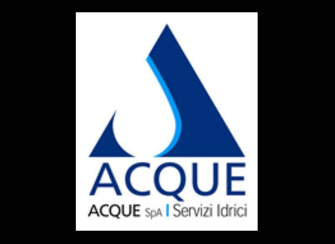 Acque SpA – Interruzione idrica nel Comune di Altopascio