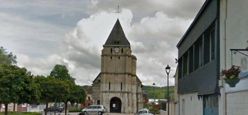 Attacco a chiesa in Francia: a Rouen sgozzato padre Jacques Hamel mentre celebrava una messa