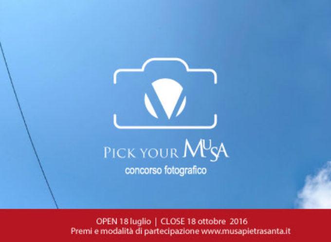 Pick Your MuSA: concorso fotografico dedicato alle  eccellenze produttive del comparto lapideo