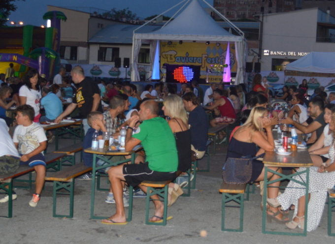 Serata di emozioni sabato 2 luglio al BavieraFest di Altopascio: