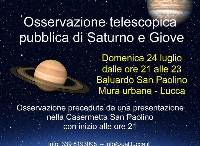 UNA SERATA CON GALILEO