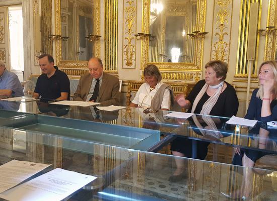 Il 22, 23 e 24 agosto nel chiostro di San Micheletto a Lucca Conversazioni napoleoniche: la 10 edizione