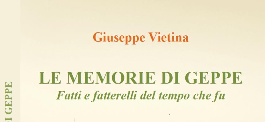 """Lucca com'era e com'è Presentazione del libro """"Le memorie di Geppe"""""""