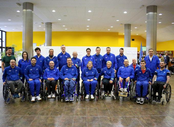 Lucca – – – Campionati Italiani Paralimpici Assoluti di Atletica Leggera, Rieti 2016