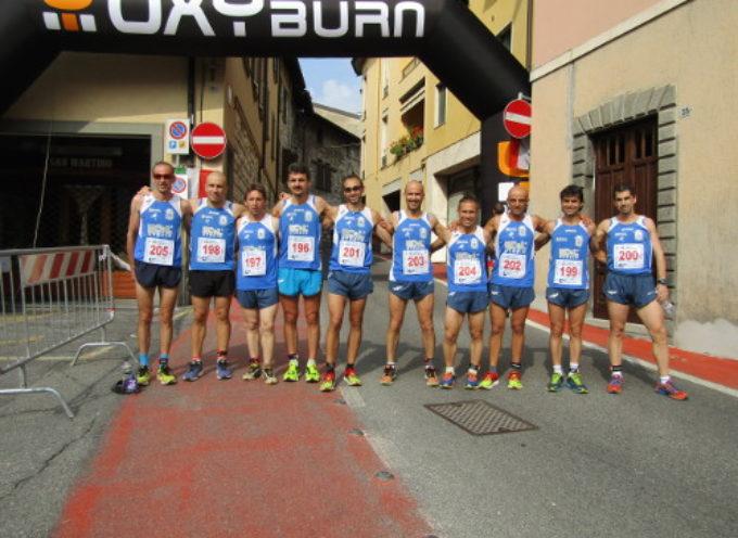 Campionati Italiani di Corsa in Montagna Master 2016 Ottimi risultati per il GS Orecchiella Garfagnana