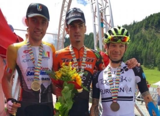 Il ciclismo lucchese sfiora il successo nella Maratona delle Dolomiti