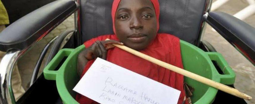 A 19 anni costretta a vivere in un catino. La famiglia chiede aiuto.
