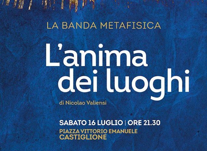 A Castiglione di Garfagnana la grande musica di Nicolao Valiensi e la Banda Metafisica (Dusseldorf)