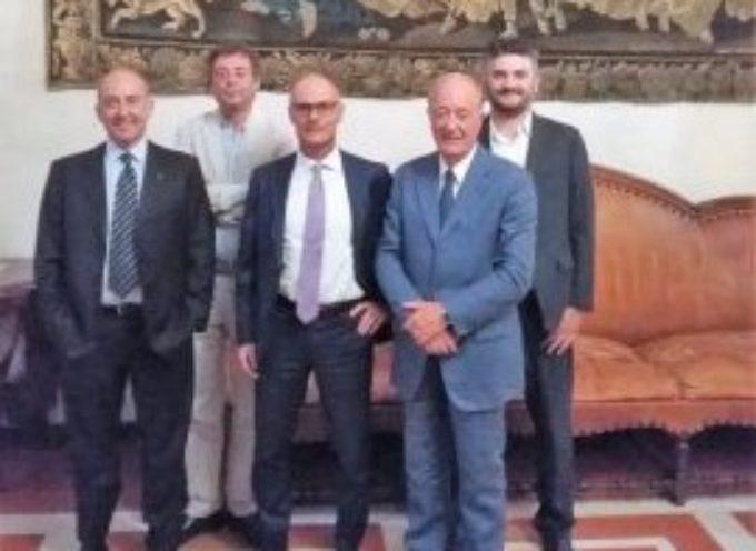 CrLucca, rinnovata la carica di presidente a Varetti