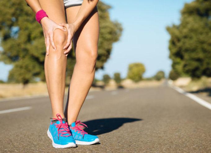 Artrosi al ginocchio: nessun rischio dalla corsa