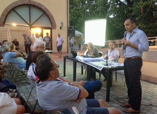 capannori – assemblea per i sottopassi a Tassignano ..
