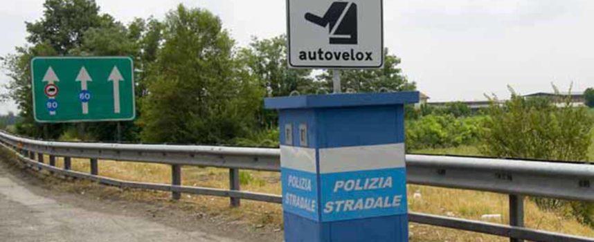 Autovelox e Tutor vanno tarati ogni tanto altrimenti la multa è nulla.