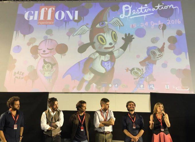 Grande apprezzamento per Stella Amore al Giffoni Film Festival