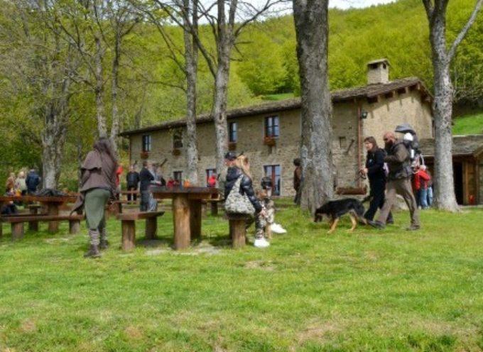 Vi ricordo che il Rifugio Burigone rimarra' aperto per le festività pasquali dal 31 marzo a lunedì 2 aprile