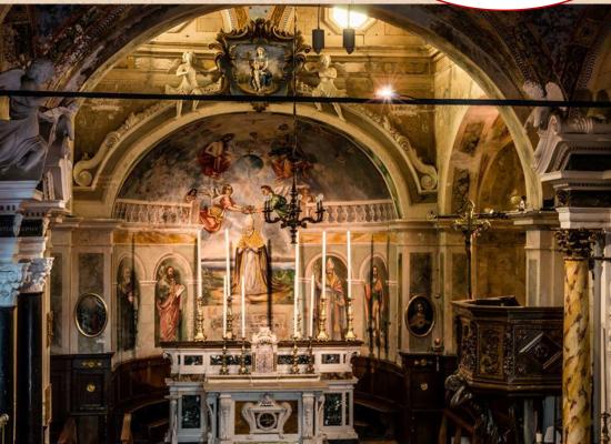 Venerdì 22 Luglio a Verni di Gallicano, un concerto per la recuperare l'antica chiesa.