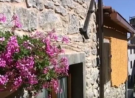 Corfino: il paese dei fiori