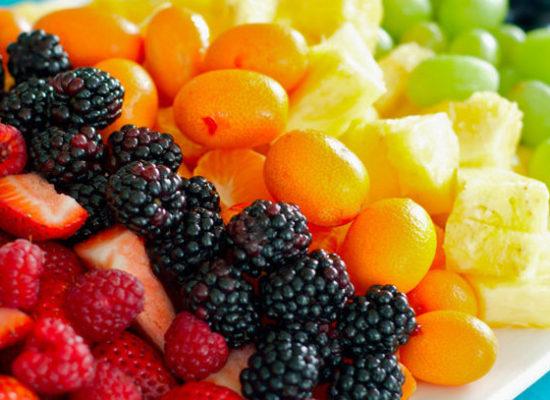 Dieta dei colori per una pelle giovane e tonica