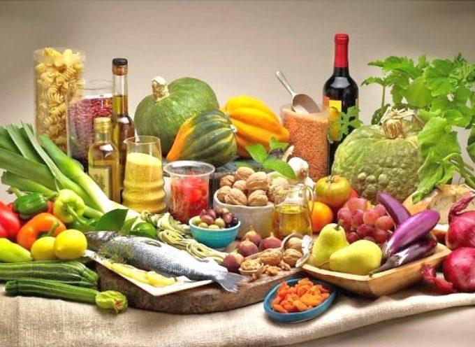 Dieta mediterranea tradita ed abbandonata.