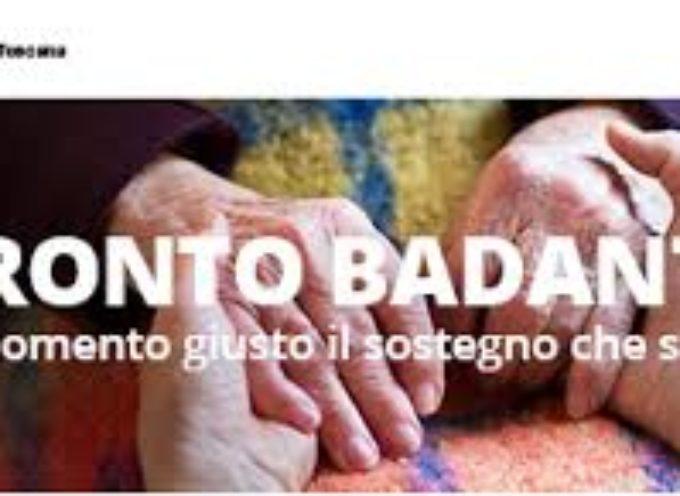Pronto Badante, 124 visite domiciliari e 76 voucher in provincia di Lucca.