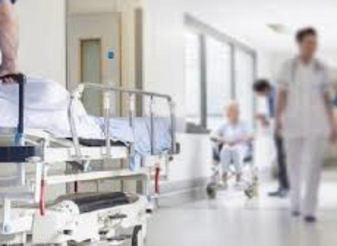 Sanità, al via dal 15 luglio,  SISTEMAZIONE  di quasi 100 precari