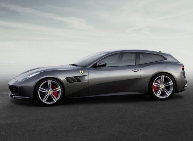 La nuova Ferrari GTg4 unisce la costa con la Garfagnana . . .ossia Mallegni Tagliasacchi