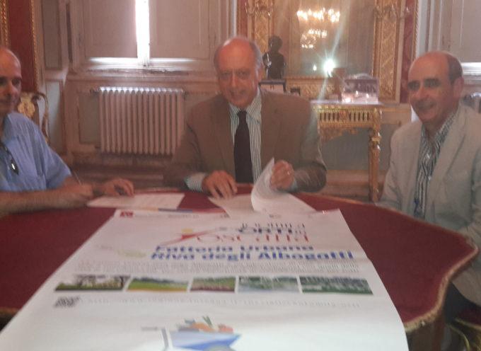 lucca – Orti Urbani: stipulato l'accordo con l'Istituto Agrario di Mutigliano