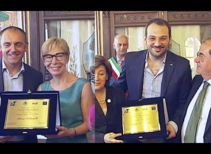 A Gabanelli e Borromei il premio Benedetti[VIDEO]
