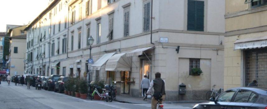 lucca – IPOTESI ESTENSIONE ZTL IN VIA ELISA DA PARTE DELL'ASSESSORE MARCHINI