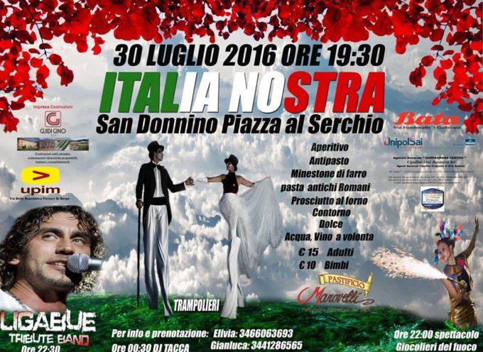 PIAZZA AL SERCHIO – San Donnino, torna 'Italia Nostra': i volontari della Pro Loco ritingono la ringhiera della piazza