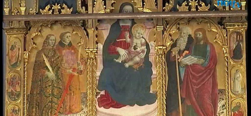 Fedeli uniti per la riapertura della chiesa di S. Anastasio